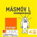 La CNMC obliga a ORANGE a dar acceso a la red 4G a MASMOVIL. ¿Serán condiciones asumibles?