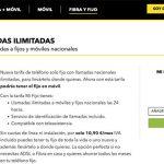 MASMOVIL lanza un servicio fijo con movilidad 10,9€ al mes.