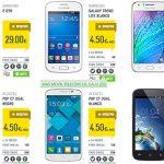 MASMOVIL no quiere ser menos: Financia móviles por cuotas.