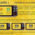 MASMOVIL atacará a la competencia anunciándose en TV.