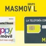 HAPPYMOVIL se integrará en MASMOVIL para reducir gastos.
