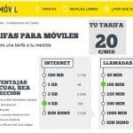 MASMOVIL mejora el coste de su bono para navegadores: 4GB por 16€