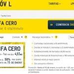 MASMOVIL saca su oferta de NAVIDAD: 6 meses con 1GB en su tarifa de 0c/min por 4,5€/mes si se contrata antes 5 Febrero 2013.