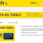 MASMOVIL amplia hasta el 13 de Septiembre su promoción de tarifa ilimitada con 1GB por 19,9€ durante 3 meses con 50 SMS incluidos.