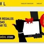 MASMOVIL regala 15€ de descuento en su factura de Enero si se compra un terminal en su inauguración de la tienda.