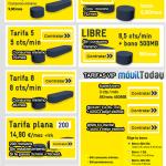 Todas las tarifas de Masmovil del mercado: Tarifas en prepago y en contrato low cost.