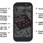 El nuevo Mediatek 6595 nos traerá 8 núcleos con 4G y móviles low cost a partir del 2 trimestre.