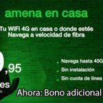 AMENA en casa lanza un bono de 20GB extra por 9,95€  ¿Alternativas?