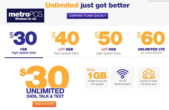 metropcs_60euros_25GB_ilimitado_usa