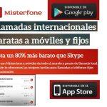 MisterFone: La solución de voz IP más barata a Skype de Fonyou.es