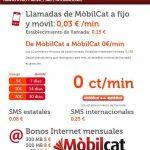 MobilCat una marca para Catalano parlantes con precios no competitivos: Lo analizamos.