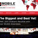 Mobile World Congress renueva ubicación Barcelona hasta 2023.