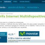 El secreto de las tarifas ilimitadas en datos 4G en Movistar.