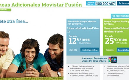 movistarlineasadicionalescaras