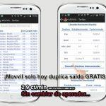 Movvil duplica hoy el saldo GRATIS con su increíble tarifa de 2,9ct/min sin establecimiento. ¡2€ por el morro!