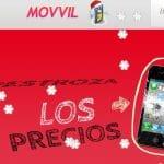 MOVVIL, la mejor APP para ahorrar en VOZ del año 2014. ¡Feliz 2015!