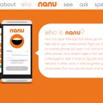 NANU permitirá llamar 15 minutos gratis a cambio de anuncios con consumo de datos muy reducido.