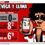 Movilonia mejora sus tarifas con el acuerdo con Pepephone con una tarifa de 8,2c/min sin establecimiento.