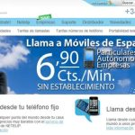 Netelip mejora sus tarifas a partir 18 abril para llamar a moviles a 5,9c/min sin pagar establecimiento de llamada.