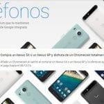 Google comercializa su Nexus 5X regalando el Chromecast: promocionalmente.