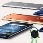 NOKIA 8 recibe Android 8 Oreo rápidamente.