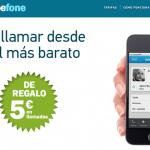 El nuevo CALLBACK de Peoplecall: Nubefone. Una nueva alternativa para ahorrar en llamadas internacionales y sin usar tus MB de datos y con excelente calidad.