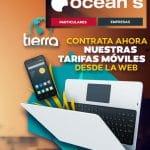 OCEANS lanza por fin su contratación online.