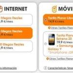 Euskaltel lo hace bien con ONA (bueno) su solución convergente totalmente personalizada al cliente.