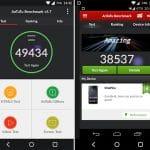 La importancia de actualizar el sistema operativo: Comprobamos diferencias en un OnePlus de Android 4.4 a 5.0.1.