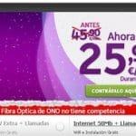 Ono: El operador más rapido con 50MB de bajada y 3 MB de subida. Pruebas reales con ancho de banda 100% real. ¡Ahora sin permanencia y sin gastos de altas! Ono además ofrece ahora tener todos los canales de Canal+ por 16€/mes adicionales.