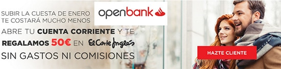 openbank50euroscorteingles