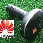 Huawei y Orange lanzan en España el Car-WiFi, el primer router 4G para crear una red WiFi en el coche