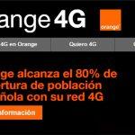 ORANGE por fin ofrecerá 4G a sus clientes prepago.