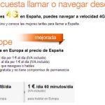 Las ventajas de ser un gran operador permiten a Orange ofrecer Roaming al mismo precio que España con 4G.