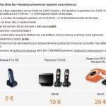 Orange mejora su servicio mi fijo por 10€/mes 3000 min con 150 destinos. Por 9€/mes + añades 250 min a móviles.