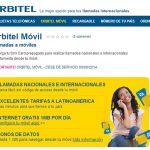 Orbitel Móvil cesará su actividad el 9 de Agosto: Otra OMV que cae.