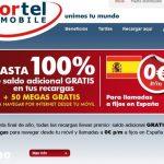 Ortel Mobile opta también por regalar internet con cada recarga y permite llamar a fijos a 0c/min.