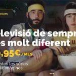 PARLEM lanza su TV para ofrecer convergencia: 9,95€/mes hasta 80 canales