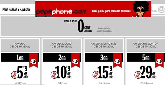 pepephone3GB_15_9euros