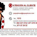 Pepephone: Una atención al cliente impecable y desde España.