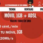 PEPEPHONE cambiará el ADSL de Vodafone a ORANGE.