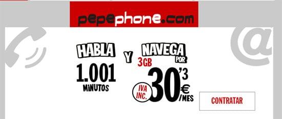 pepephonemejoratarifade1gby1000mincon3gb