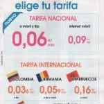 Happy movil ofrece 6c/min en prepago con consumo minimo de 2€/mes.