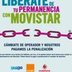 Phone House paga la permanencia de los clientes que vengan de Movistar pero con CONDICIONES.
