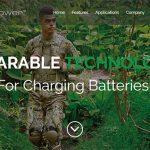 Power Walk, tecnología militar para cargar 4 móviles andando.