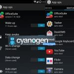 Privacy Guard en las roms de Android de CyanogenMod: Mayor protección intimidad.