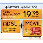 Jazztel aplica los descuentos en las interconexiones este verano mejorando sus tarifas convergentes con 300 minutos y 500MB.