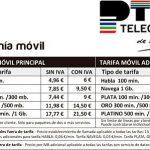 La cablera PTVTelecom empieza a ofrecer a sus clientes telefonía móvil.