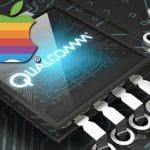 Qualcomm acusa a Apple de no usar el 100% del rendimiento.
