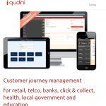 Qudini, una startup de Wayra se integrará en tiendas MOVISTAR.